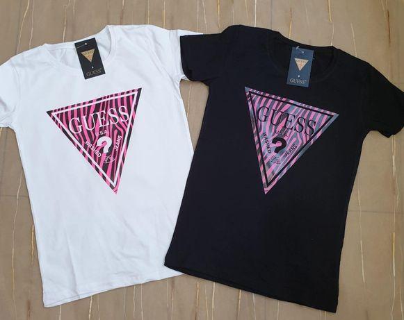 Guess koszulki damskie mega cena 35zł!!!