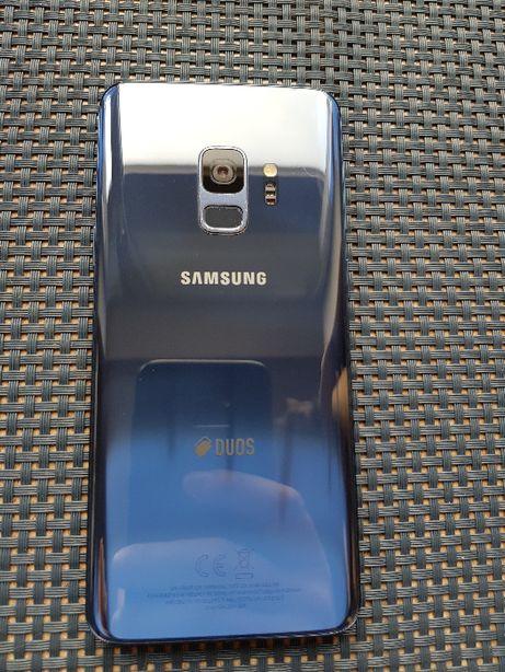 Samsung S9 Coral Blue stan bdb super zestaw z gratisami