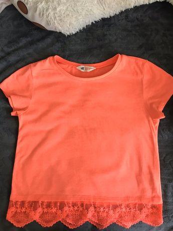 koszulka na krótki rękaw dziecięca