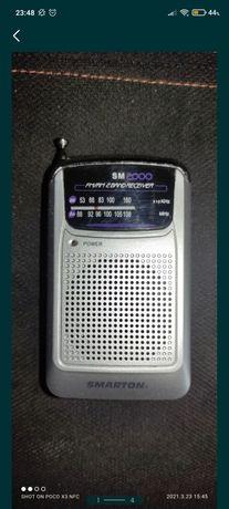 Sprzedam małe radio na 2 małe paluszki UKF.Nowe