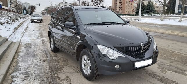 SsangYoung Actyon 2009г.в. 4WD 6АКПП 2.3 бензин