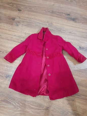 Odzież dla dziewczynki markowa kurtki zimowe zamiana zamienię