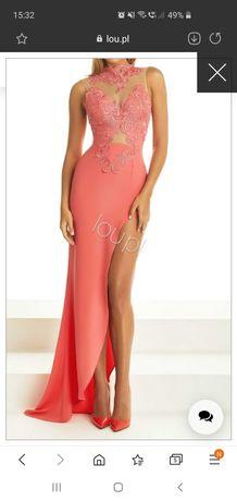 Sukienka Lou r.S stan idealny