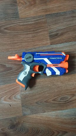 NERF,mini пистолет.