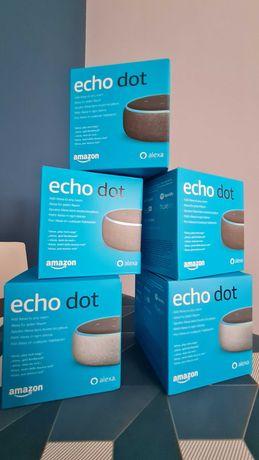 Echo dot / Alexa / amazon em PT
