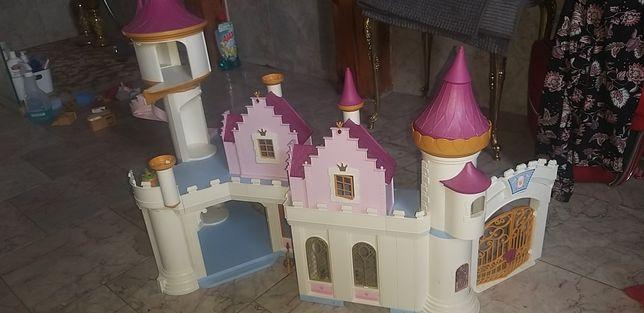 Lego zamek dla dziewczynki
