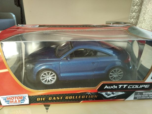 модель 1.18 Audi TT