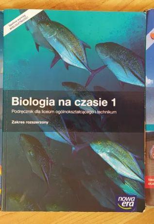 Biologia na czasie 1. Podręcznik Nowa Era