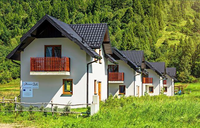 Ostatnie wolne domki tej jesieni w Słonecznej Osadzie w Pieninach