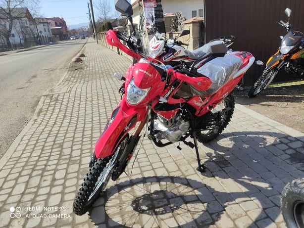 Мотоцикл ендкро VIPER V250L