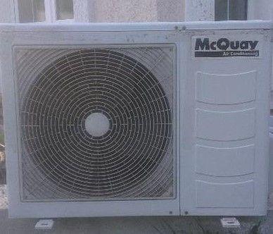 Кондиціонер McQuay, спліт система на 50м2 (б/в)