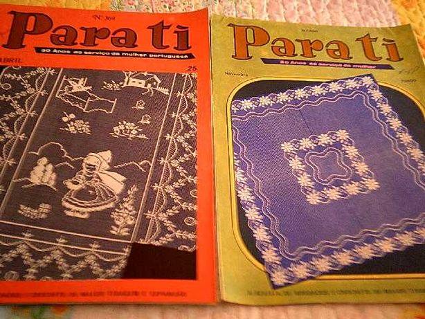 revistas de croche