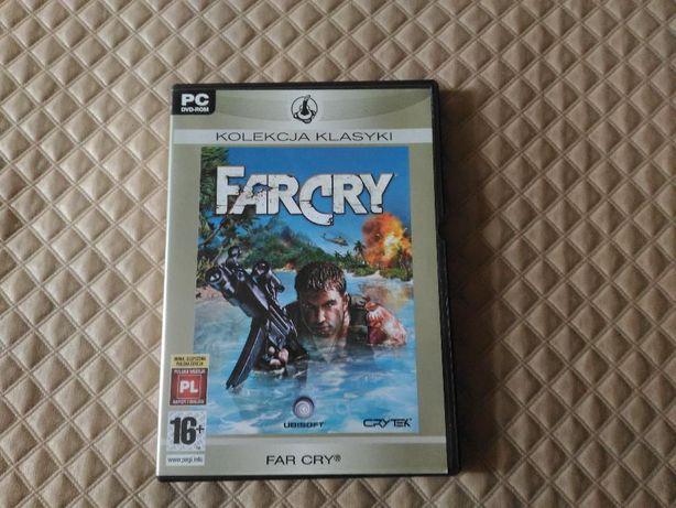 Far Cry PL 1DVD + pudełko, instrukcja i gratisy