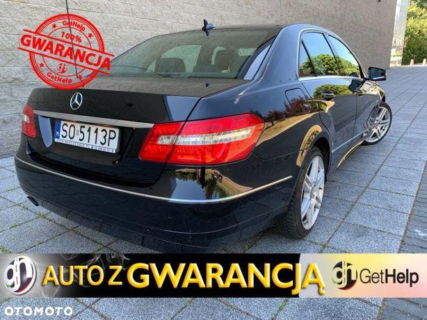 Mercedes-Benz Klasa E 1.8 Benzyna 183KM Bezwypadkowy Bogata wersja Stan Bardzo Dobry