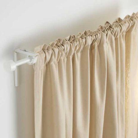 Varão extensível cortinados IKEA