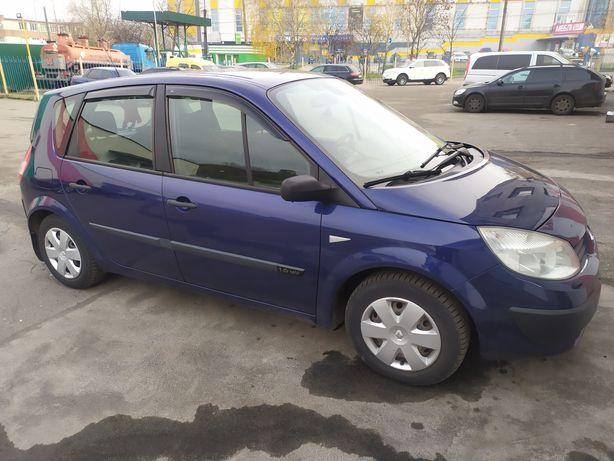Renault scenic 2004, 1,6, 16клапанів, бензин