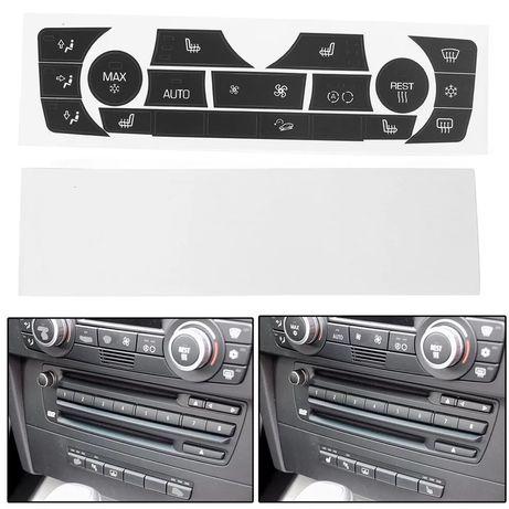 Kit reparação de botões  A C climatizador BMW , E90, E91, E92,