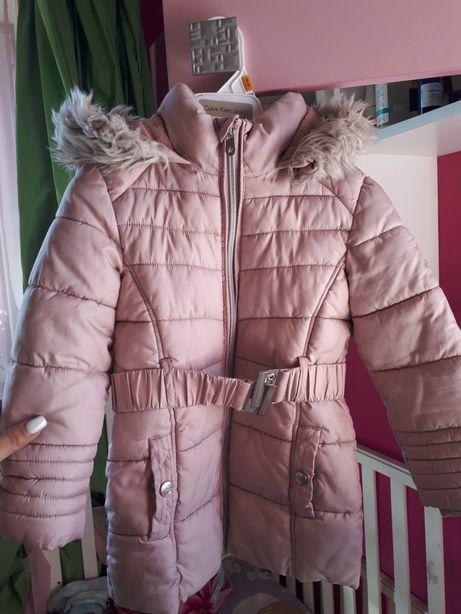 Куртка пальто парка Palomino Zara