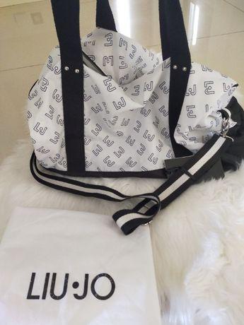 oryginalna torba sportowa liu-jo