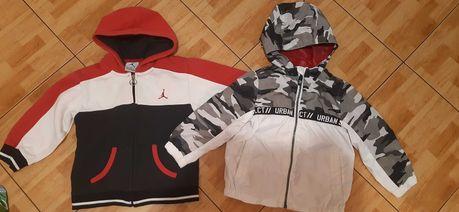 bluza Jordan i kurtka 98