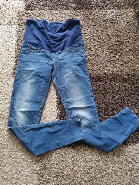 Spodnie ciążowe H&M rozm. 38