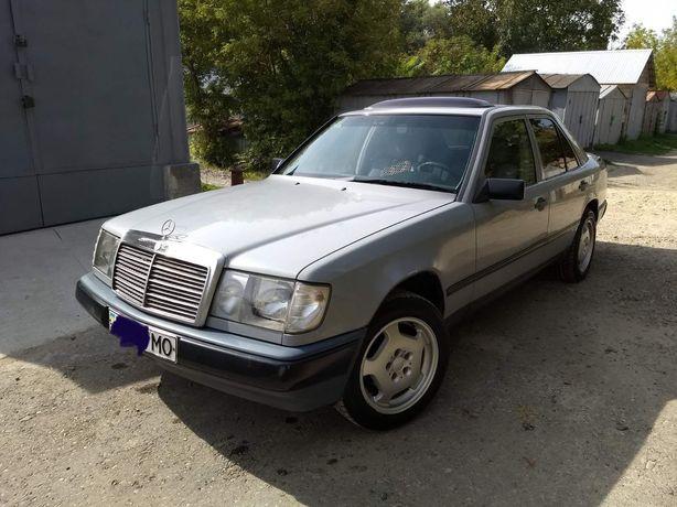 Mercedes-Benz Е-200, Дизель. 2л, 1989 г.в