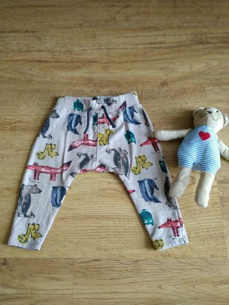 Spodnie dresowe, 0-3 miesiąca