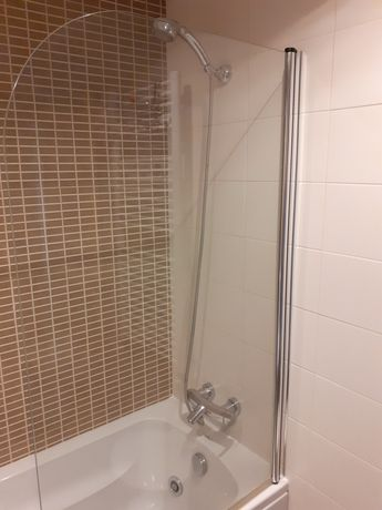 Resguardo, vidro banheira