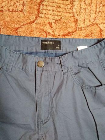 Nowe spodnie house M long niebieskie koszula męska