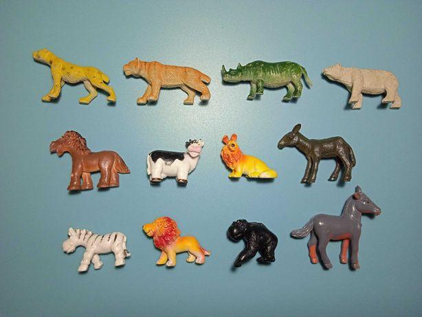 Набор 12 фигурок животных