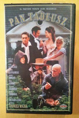 VHS - Pan Tadeusz ( Andrzej Wajda )