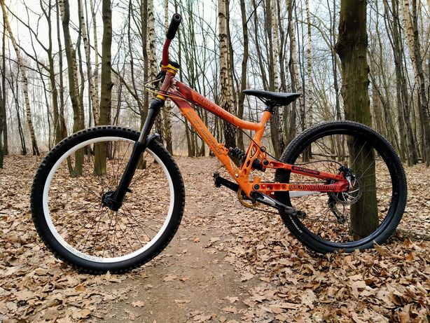 Rama DH Fr Enduro Trail AM Rocky Mountain SlayerSXC90
