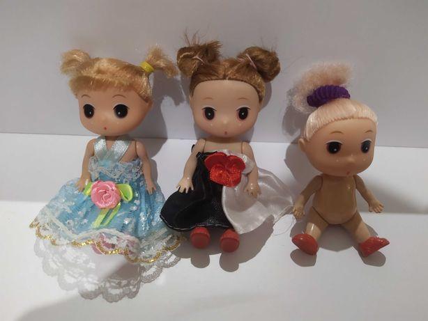 Куклы Лоли, аниме детки