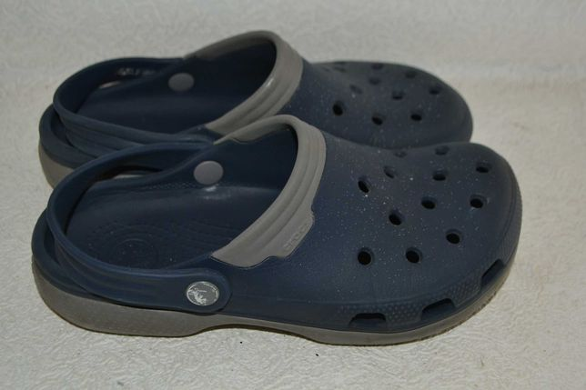 кроксы Crocs 24 см 37 размер M8 7W
