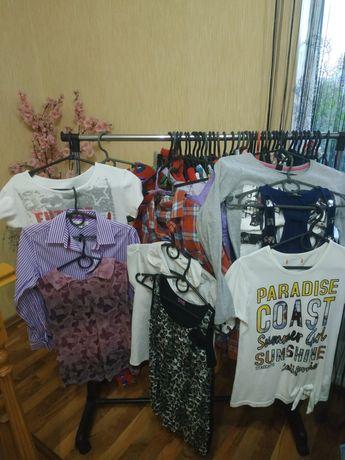 Детские сарафаны, платья, юбки, туники, рубашки, блузки, футболки
