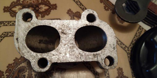 Патрубок карбюратора коллектор штаны ЯВА 12в
