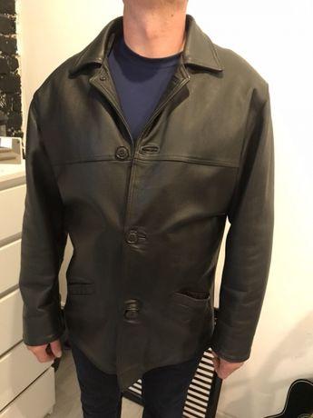 Skóra naturalna kurtka zimowa