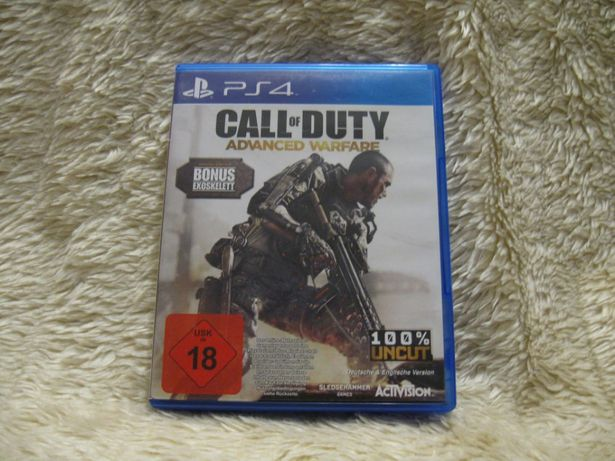 Call of Duty PS4 Advanced Warfare
