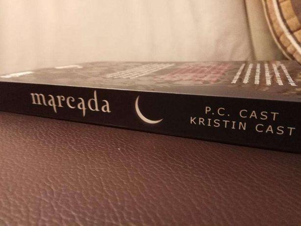 Livro- Marcada- P. C. Cast + Kristin Cast