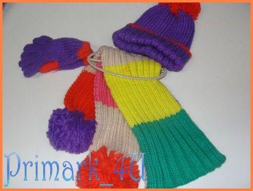 Next czapka+ szalik+ rękawiczki 3-6 lat SUPER CENA
