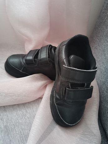 Buty sportowe czarne ADIDAS 24