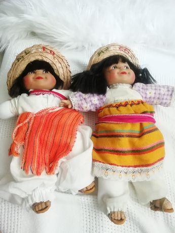 Bonecas artesanais mexicanas