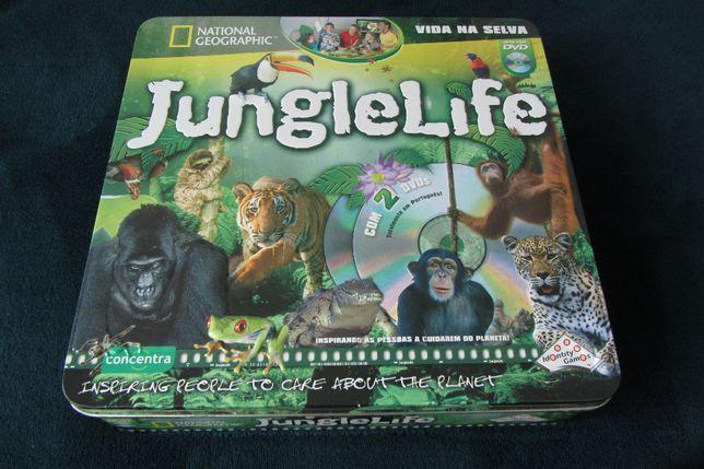 Jogo JUNGLE LIFE (National Geographic)