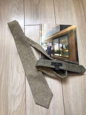 Мужской галстук Ermenegildo Zegna(кашемир)
