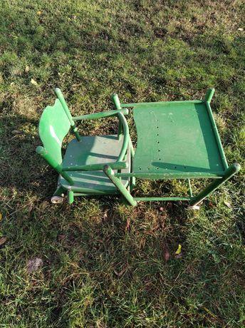 Krzesełko stolik dla dziecka