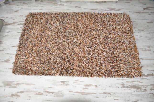 Nowoczesny dywan, długi włos typu Shaggy