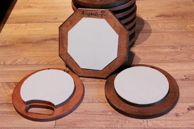 Pad perkusyjny ASGARD, pad treningowy ćwiczebny muzyczny perkusja DIY