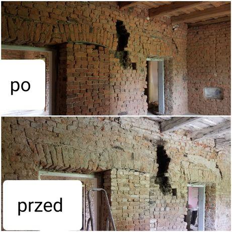 Piaskowanie Sodowanie Szkiełkowanie, drewna metali kamienia cegły