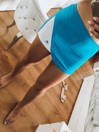 Sportowe spodenki spódniczka adidas S