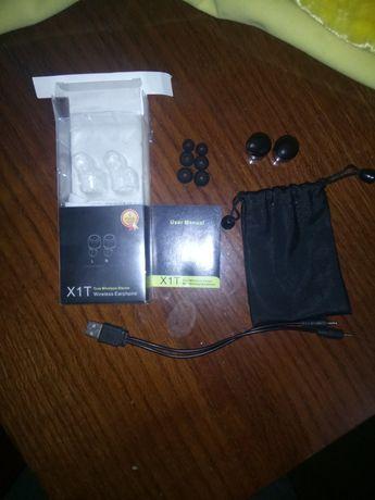Беспроводные наушники X1T